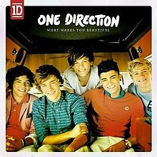 Кадры клипа One Direction  - What Makes You Beautiful