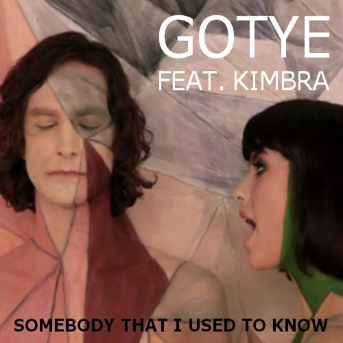 Кадры клипа Gotye ft. Kimbra  - Somebody That I Used To Know
